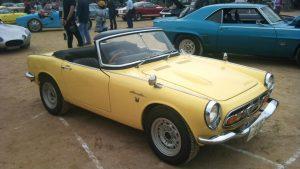 1966 HONDA S800 OPEN