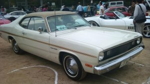 1972 Plymouth Gold Duster