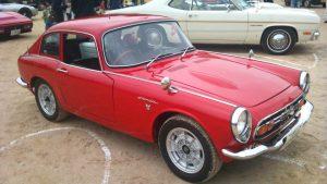 1966 HONDA S800 Coupe