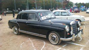 1954 Mercedece Benz 220S