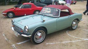 1966 HONDA S600M