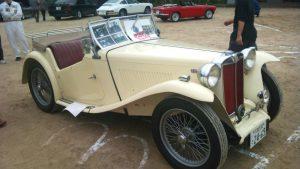 1947 MG-TC Midget