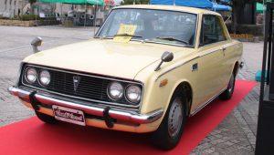 1966 TOYOTA CORONA